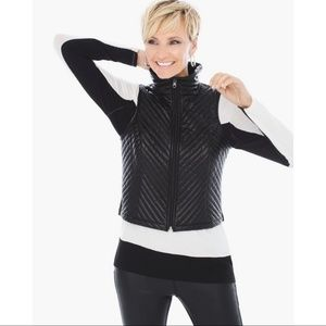 Zenergy Chicos Valencia Novelty Quilted Vest